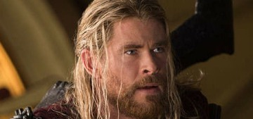 Guess who makes a cameo in 'Thor: Ragnarok'?  You'll never guess.