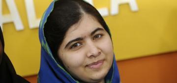 Malala Yousafzai is going to Oxford University, will study economics & philosophy