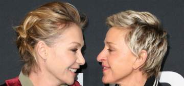 Ellen DeGeneres on Portia de Rossi: 'Being her wife is the greatest thing I am'