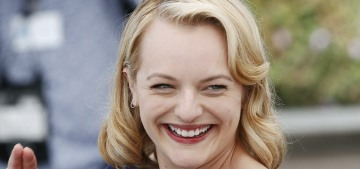 Elisabeth Moss makes a rare comment about her belief in Scientology