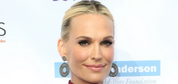 Molly Sims on infertility: 'I don't want it to be some dirty little secret'