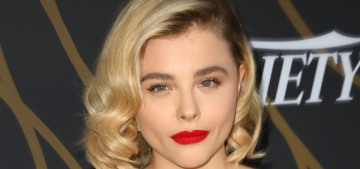 Chloe Grace Moretz & Brooklyn Beckham are back together after 2016 breakup