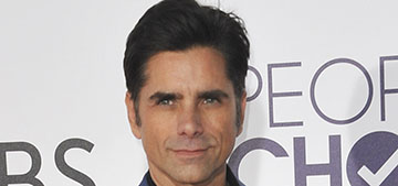 John Stamos in his birthday suit is a present for all of us