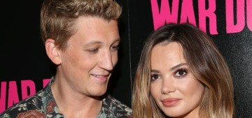 Miles Teller proposed to girlfriend Keleigh Sperry while on an 'African safari'