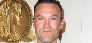 Brian Austin Green, father of four boys: 'I want a girl. I really want a girl'