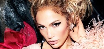 Jennifer Lopez on Las Vegas: 'I don't gamble, but I do eat a lot. Occasionally'