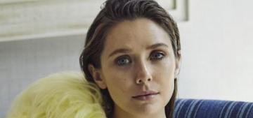 Elizabeth Olsen: It's 'horrible' to think about how the world views America now