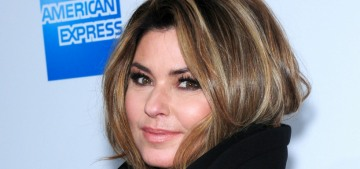 Shania Twain: Brad Pitt's naked photos in the '90s didn't impress me much