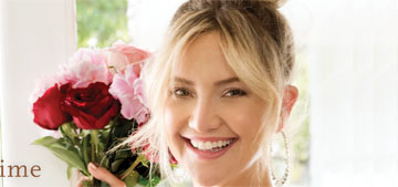 Kate Hudson's party planning book: The #1 rule is that the host should have the most fun
