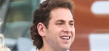 Jonah Hill has lost so much weight he looks like a different person