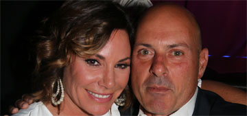LuAnn de Lesseps' last straw was when she busted husband Tom with his ex