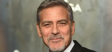 George Clooney: Donald Trump is clearly 'in over his head and incapable'