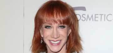Kathy Griffin's friendship with Anderson Cooper ended after Trump photo