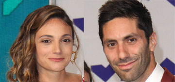 Nev Schulman & Laura Perlongo, that annoying couple, get relationship advice show