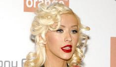 Christina Aguilera wants kids