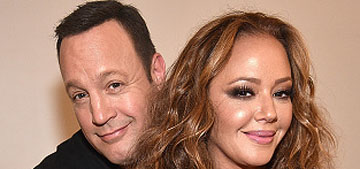 Leah Remini covers People: Scientology tried to get me to recruit Kevin James