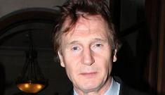 Liam Neeson wants to be in the A-Team remake
