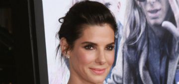 Sandra Bullock donates $1 million to the Red Cross for Harvey relief