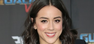 Chloe Bennet changed her last name, Wang, because 'Hollywood is racist'