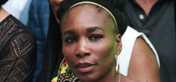 Venus Williams: 'I'm not…convinced we need as much protein as they say'