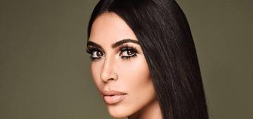 Kim Kardashian: 'My daughter would be better' as president than Trump