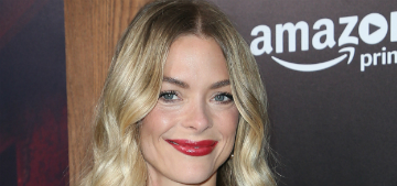 Jaime King: 'We grow up [believing] menstruation is not supposed to be painful'