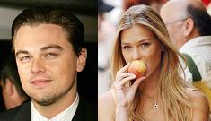 People: Leonardo Dicaprio & Bar Refaeli split, he's already moved on