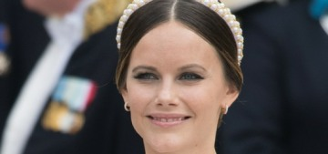 Sweden's Princess Sofia & Carl Philip welcomed their second son, Prince Gabriel
