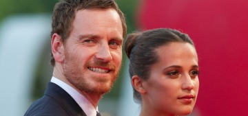 Michael Fassbender & Alicia Vikander are engaged, plan to marry next month?!