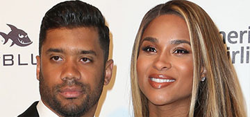 Russell Wilson rents out an art museum for a date with Ciara