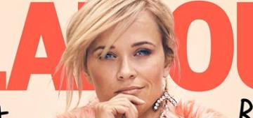 Reese Witherspoon: 'Run away from a man who can't handle your ambition. Run.'