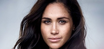 Was Meghan Markle's Vanity Fair cover done with palace approval?