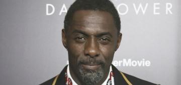 """Happy 45th birthday to Idris Elba, who will always be really hot"" links"