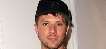 Ryan Phillippe broke his leg trying to stop a runaway UTV from hitting people