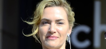 Kate Winslet on the accusations against Woody Allen: 'I don't know anything, really'