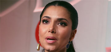 Roselyn Sanchez on IVF after 40: 'what you put your body through, it's not easy'