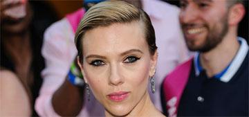 Scarlett Johansson is still torn between two lovers, Colin Jost & Kevin Yorn