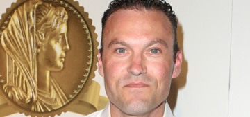 Brian Austin Green on his 4-year-old son wearing dresses: 'I don't care'
