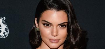 Kendall Jenner wears Giambattista Valli, Dolce & Gabbana at NYFW events