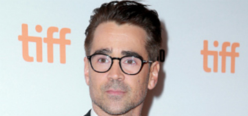 Colin Farrell on his special-needs son taking his first steps: 'It was pretty amazing'