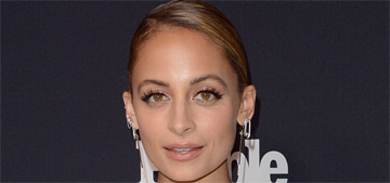 Nicole Richie is the face of new 'sex proof' Urban Decay mascara, Troublemaker