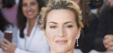 Kate Winslet in Badgley Mischka at TIFF premiere: basic or beautiful?