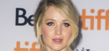 Jennifer Lawrence in Dolce & Gabbana at TIFF 'mother!' premiere: ugh or amazing?