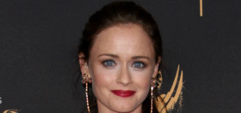 Alexis Bledel won her first Emmy for 'The Handmaid's Tale'