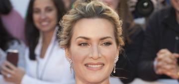 Kate Winslet met her husband, Ned RockNRoll, in a house fire on Branson's island