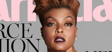Taraji P. Henson proudly does her own laundry: 'That keeps me normal'