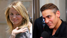 George Clooney, Cameron Diaz Hot Los Angeles Singles