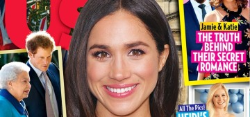 Us Weekly: Prince Harry introduced Meghan Markle to the Queen in Scotland
