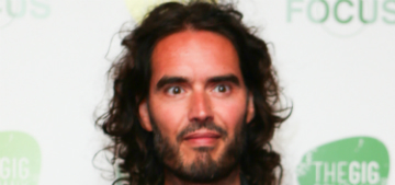 Russell Brand on Katy Perry: 'I'm willing and open for reconciliation, any kind'
