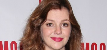 Amber Tamblyn's open letter to James Woods: 'It is called Jesus, I come to thee'
